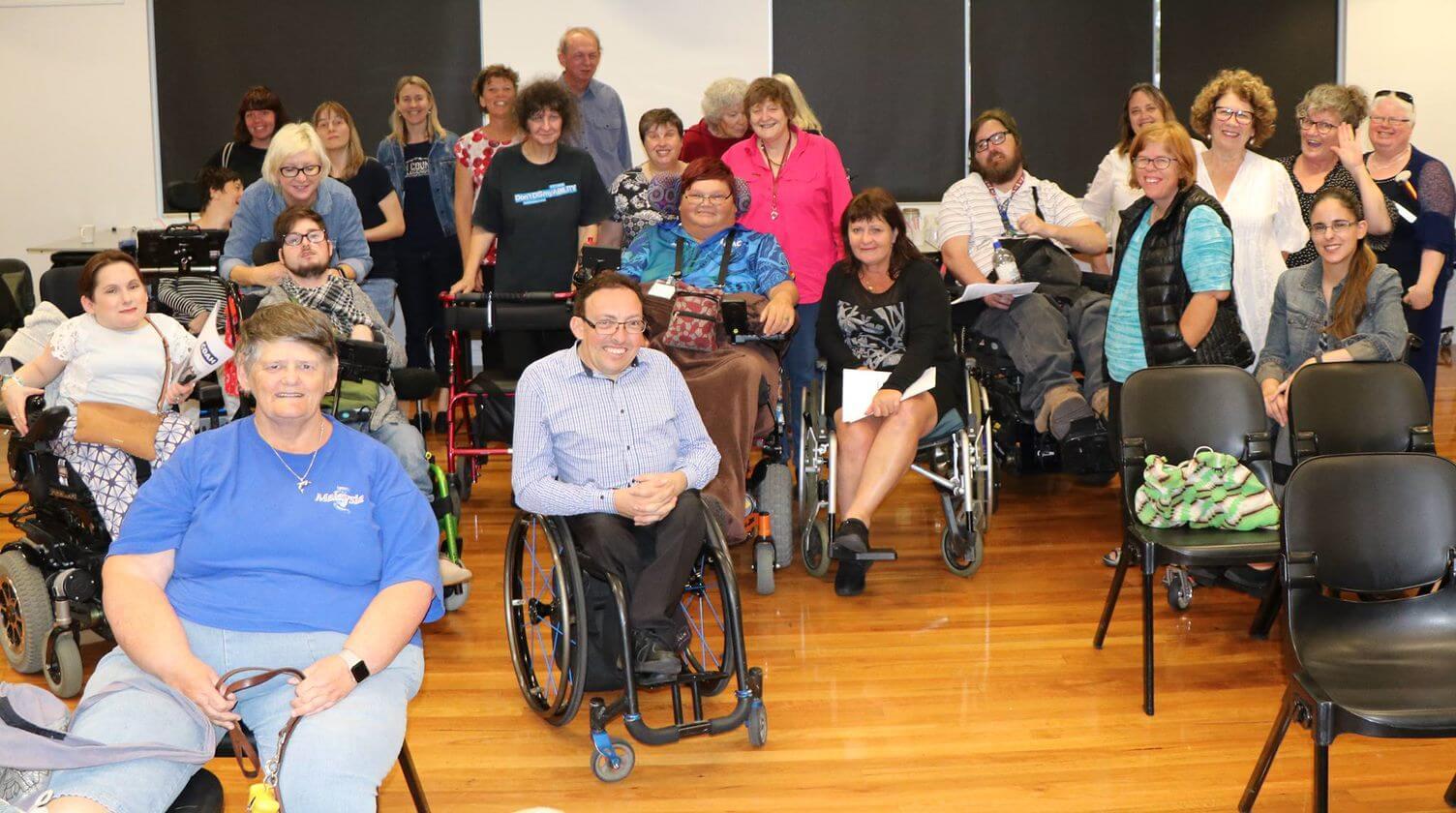 CDAH group photo
